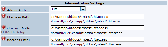 .htaccess and .staccess paths